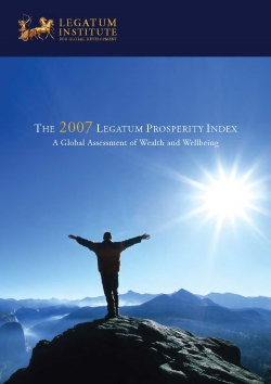 2007 Legatum Prosperity Index Report
