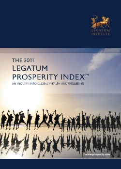 2011 Legatum Prosperity Index Report