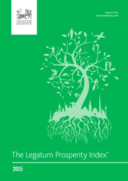 2015 Legatum Prosperity Index Report