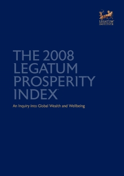 2008 Legatum Prosperity Index Report