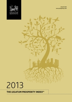 2013 Legatum Prosperity Index Report
