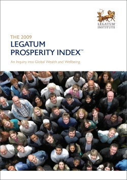 2009 Legatum Prosperity Index Report