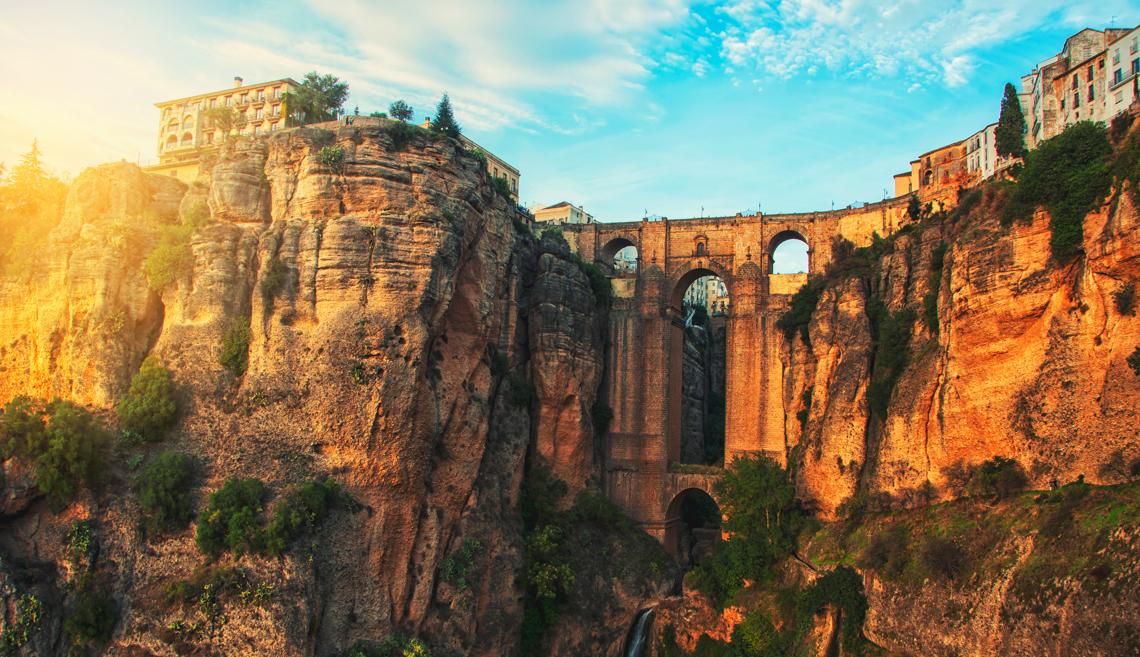 Wasserpark Spanien
