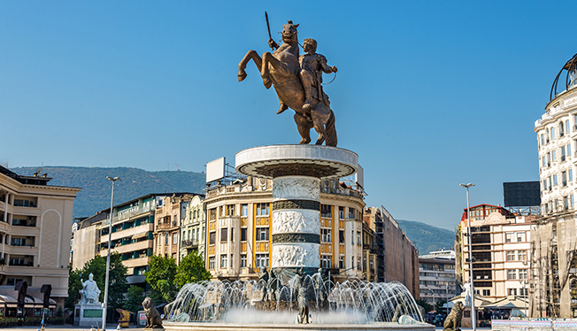 Macedonia is currently the second-easiest country in the world to start a business