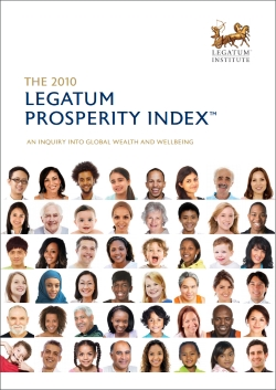 2010 Legatum Prosperity Index Report